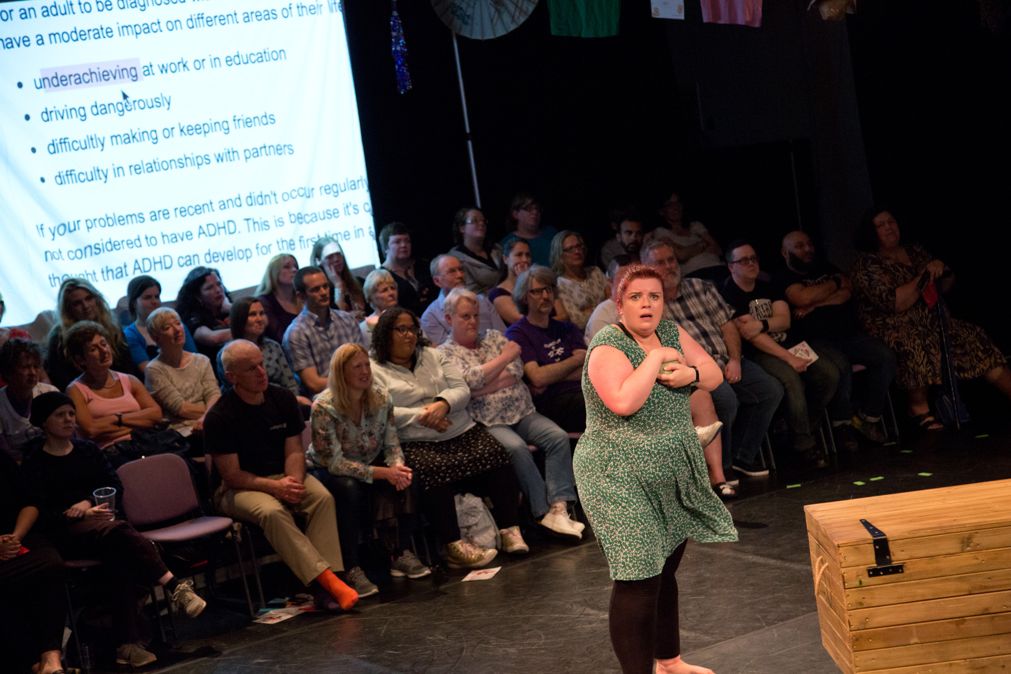 Art with Heart's Declaration. Photograph by Sam Riley.